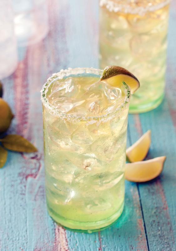Cinco de Mayo - Authentic Margarita Cocktail Recipe