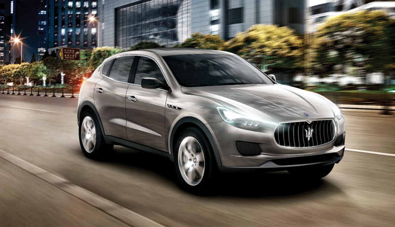Luxury In The Rough Suv Roundup