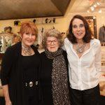 Geri Goldberger, Hilda Hellman, Marilyn Hellman