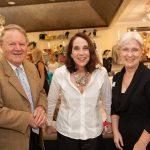 Stephen Foss, Marilyn Hellman, Leslie Lascheid