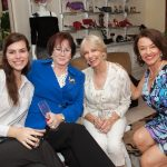 Taylor Ambrose, Evelyn Waldron, Faye Preston, Tammy Schulz