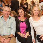 Stuart Tackett, Laurie Leppo, Sherry Tackett
