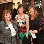 Shannon Anderson, Joyce Fitzgerald, Terri Fernandez