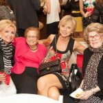 Bonnie Johnston, Grace Kanak, Carol Ann Anzalone, Hilda Hellman
