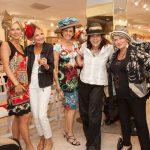 Carol Ann Anzalone, Bonnie Johnston, Joyce Fitzgerald, Marilyn Hellman, Judy Levy