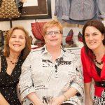 Susan Freeman, Gail Webster, Alisa Miller