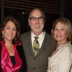 Karen and Bob Scott, Kathy Woods