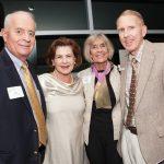 Tom and Patt Schneider, Dottie Gerrity, Michael Watkins