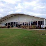 Grand Lawn Pavilion entrance