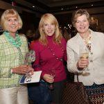 Ruth Manchester, Robin Hamilton, Bev Cherry