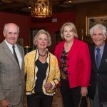 Bill and Susan Brock, Linda and Charles Aysseth