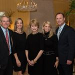 Paul and Carrie Belfore, Jane Pauley, Kim and David Gordley