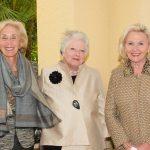 Catherine Rieger, Susan Mainwaring, Allicia Wertheim