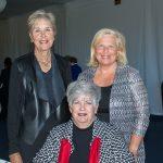 Mary Lou Hudtloff, Claudia Polzin, Sheila Cole