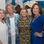 Penny Paulsberg, Vicki Tracy, Barb Johnson, Deb Campbell