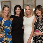 Lane Wilkinson, Sharon DeLaura, Kat Smith, Marie Christine St. Pierre