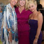 Vicki Tracy, Robin Hamilton, Sonya Sawyer