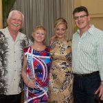 Don and Bonnie Rauch, Amanda and Steve Jaron