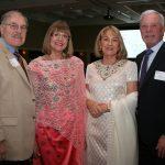 Bill and LaWayne Yaeger, Lynn and Bob Davison