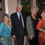 Belly dancer, Barry Kelcher, Barbara Chur, snake charmer
