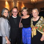 Marie Cooney, Rev. Michael and Jill Basden, Mary Smith