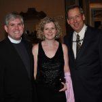 Rev. Edward and Virginia Gleason, Mark Goebel