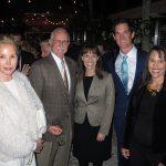 Sheila and Doug Johnson, Barbie and Gordon Kellam, Jenny Haire