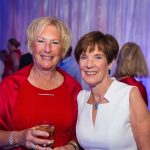 Linda Yost and Barbara Ledinsky