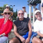 Judy Lehmann, Chuck Togias, Joseph Melchionna