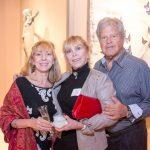 Angela Jerse, Nancy and Frank Lipsey