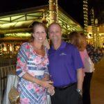 Cyndi and Mike Burge