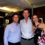 Jose Perez, Michael Baldwin Jr., Maggie Baldwin