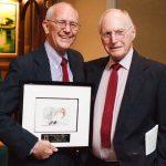 Richard Tooke and Charles Marshall