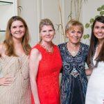 Rebecca Lambert, Karen Gburek, Laura Strain, Stephanie Dixon