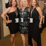 Angelina Spencer, Robin Hamilton, Monica Biondo