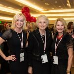 Cheryl Pifer, Lela Pifer, Kathy Woods