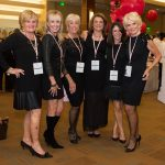 Marilyn Doerr, Mary Jo Sulzman, Georgia Stock, Claudine Wetzel, Lynn Hurley, Sharon Newman