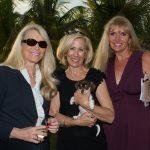 Sharon Hanlon, Lisa Walkup with a Humane Society puppy, Lisa Osborne