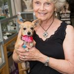 Doreen Spidaletto with Bella