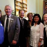 Betsey and Greg Pasanen, John Cox, Susan McManus, Yolanda Flores, Sharon Bayata, Jim Hoppensteadt