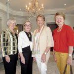 Carolyn Chormann, Jo Liddy, Louise Ost, Pat Cressy