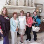 Teresa Hess, Anthaula White, Joan Griffin, Patty Chaszar, Elana White