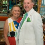 Delores and Mayor John Sorey