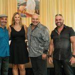 Eric Contreras, Lili Montes, David Contreras, Rodney Contreras
