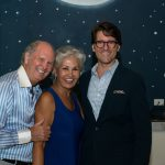 Bill Schmigle and Fauzia Tahiry, Terry Duffy
