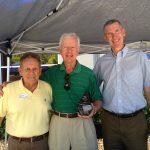 Marcelo Alvarez, Bill Hall, Bill Burke