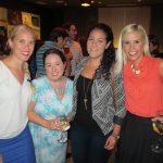 Alison Durian, Rachel Barlow, Lusy Garcia, Shanna Short