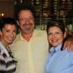 Sue Watts, Doug and Lori Fowler