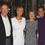 Phil McCabe, Vicki Tracy, Cathy Christopher, Brian Roland