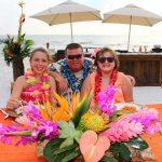 Elena Andollo, Rick and Tori Law
